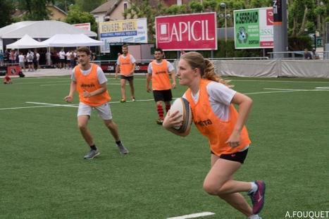 Passionnés de sport et désireux de faire profiter de la forte culture du rugby dont est empreinte la ville d'Oyonnax, l'association des étudiants Plast'Avenir a voulu créer un événement autour de ce sport célèbre