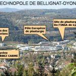Le technopole de Bellignat-Oyonnax